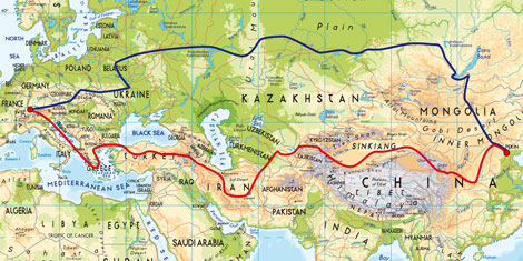 The Great Silk Road 2018